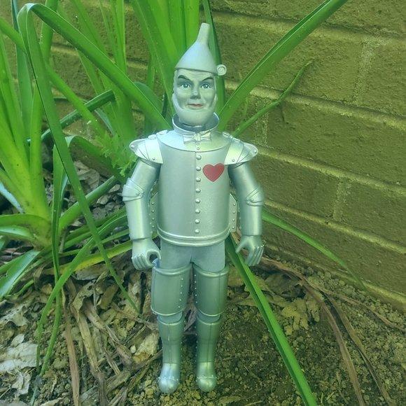 Vintage 1988 Wizard of Oz Tin Man Doll